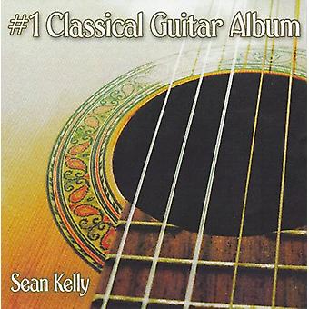 Sean Kelly - The #1 klassisk Guitar Album [CD] USA import