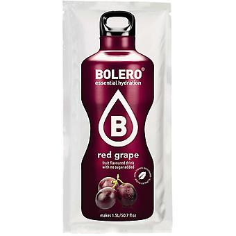 Bolero Drinks Red Grape  con Stevia Caja 24 Unidades