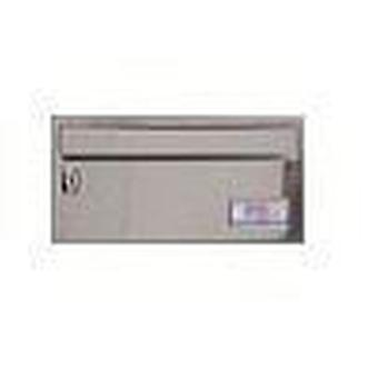BTV Buzon Barajas Silver 245X250X120 G1 (DIY , Hardware , Home hardware , Mailboxes)