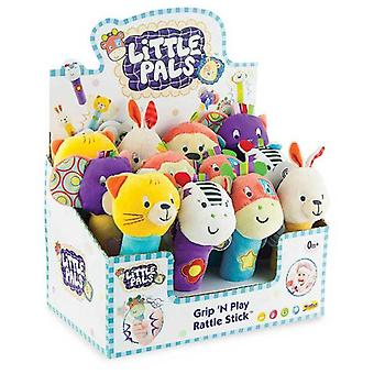 Tachan Little Pals Rattle Stick Animalito