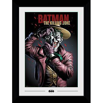 DC Comics Killing Joke Cover Collector Print 50x70cm
