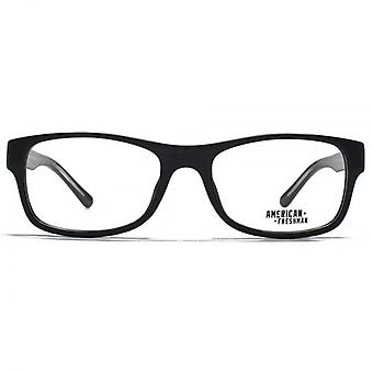 American Freshman Jenna Soft Square Glasses In Black