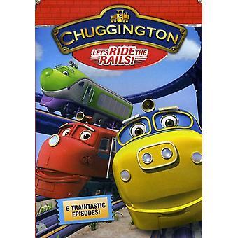 Let's Ride szyny! Import [DVD] Stany Zjednoczone Ameryki