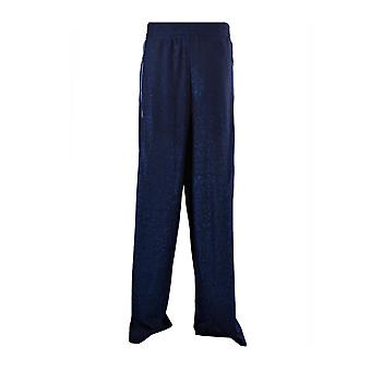Golden Goose women's viscose pants G32WP118A1 Blau