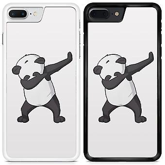 Quotes panda Custom Designed Printed Phone Case For Samsung Galaxy S6 edge / Q04 / Black