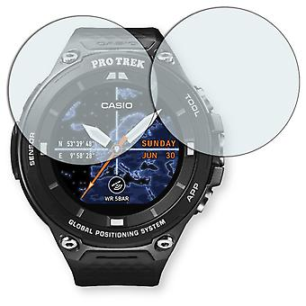 Casio WSD-F20 display protector - Golebo crystal clear protection film