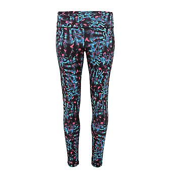 TriDri Womens/Ladies Performance Neon Marine Full-Length Leggings