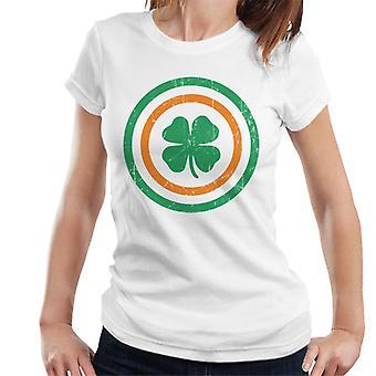Kapitän Irland Captain America Mix Damen T-Shirt