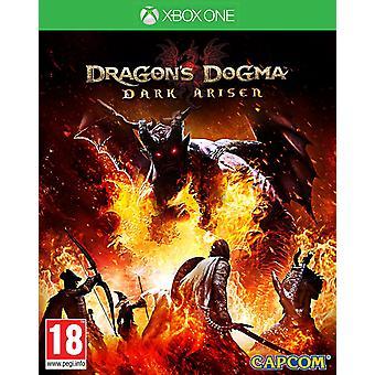 Dragons dogme mørk opstået HD Xbox ét spil