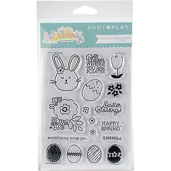 Photoplay Photopolymer Stamp-Easter Blessings