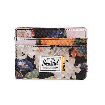 Herschel Charlie RFID Wallet - Fall Floral