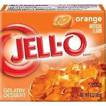 Jello Orange Instant Jello Mix