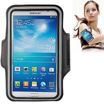 Tasche Armband für Samsung Galaxy Mega 6.3 i9200 Schwarz