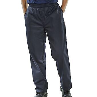 Fare clic su pantaloni da lavoro di Protex ignifugo. Marina - Cfrptn