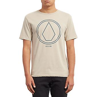 Volcom Pinline Stone Heather Short Sleeve T-Shirt