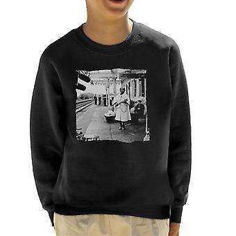 TV Times Sister Rosetta Tharpe Blues Gospel Train Kid's Sweatshirt