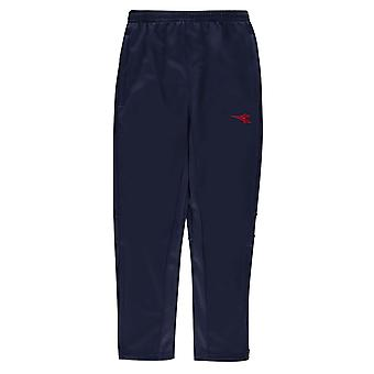 Diadora Kids Boys New York Sweat Pants Junior Performance Tracksuit Bottoms