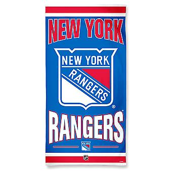 Wincraft NHL New York Rangers beach towel 150x75cm