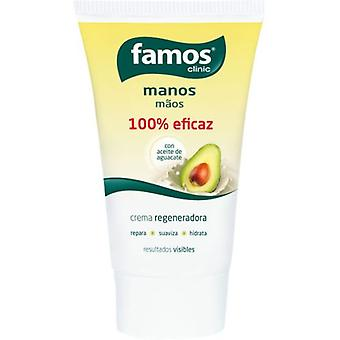 Famos Hand Cream with Avocado Oil 100 ml