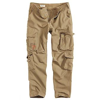 Surplus Airborne Slim Fit Combat Trousers