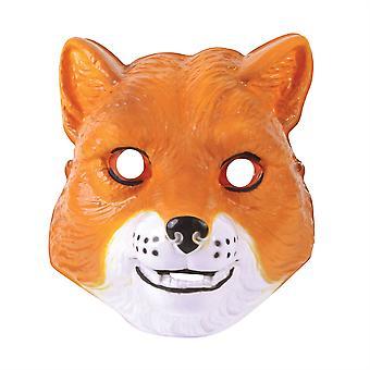 Fox-Kunststoff-Maske