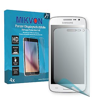 Samsung Galaxy Core LTE Screen Protector - Mikvon Armor Screen Protector (Retail Package with accessories)