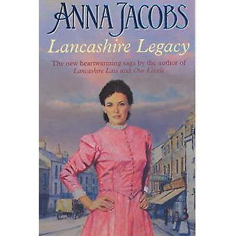 Lancashire Legacy by Anna Jacobs - 9780340748299 Book