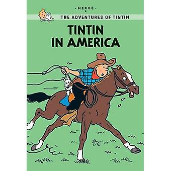 Tintin in America by Herge - 9781405266987 Book