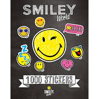 1000 Stickers by Smileyworld - Scholastic - 9781407178073 Book