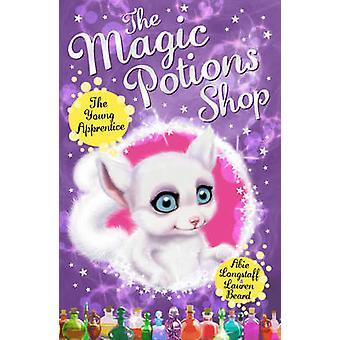 La pociones mágicas Shop - el joven aprendiz de Abie Longstaff - Laur