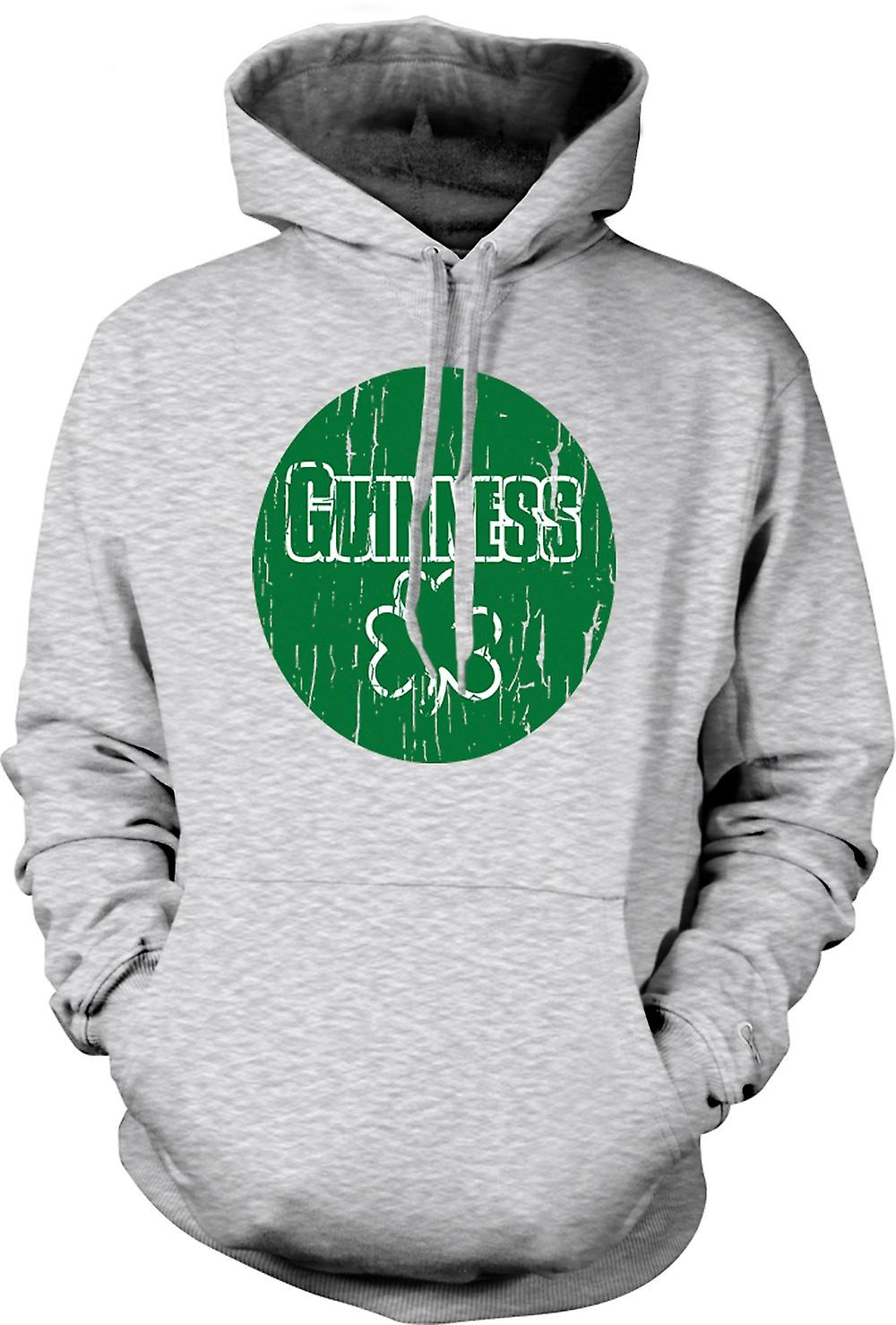 Mens Hoodie - St Patricks Day Irish Guiness