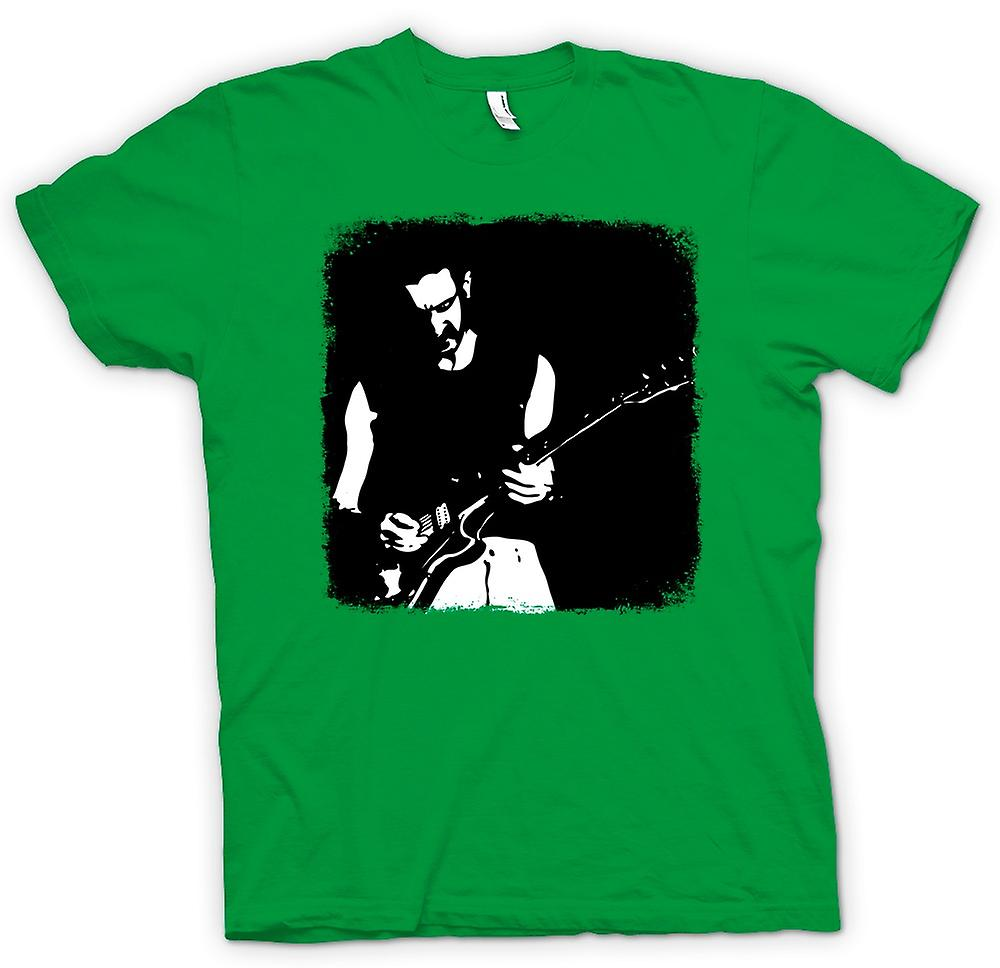 Mens T-shirt - Frank Zappa Rock - Pop Art