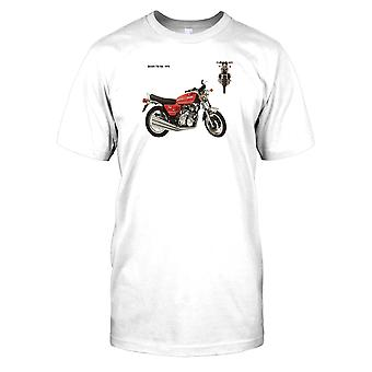Benelli 750 SE 1976 - Classic Muscle Bike Mens T Shirt
