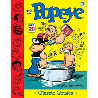 Popeye Classics - Volume 3 -  -Witch Whistle - and More!  by Bud Sagendor