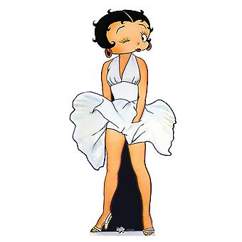 Betty Boop Seven Year Itch Lifesize Cardboard Cutout / Standee