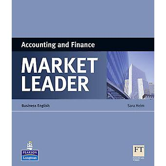 Market Leader ESP Book - Accounting and Finance by Sara Helm - 978140