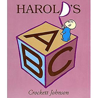Harold's ABC Board boek