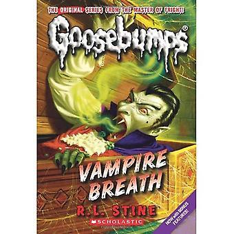 Souffle de vampire (chair de poule Classics