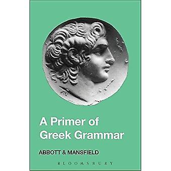 Primer of Greek Grammar