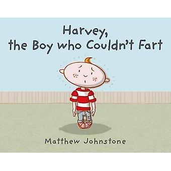 Harvey, pojken som inte kunde Fisa