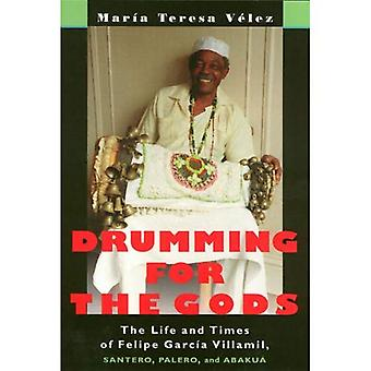 Drumming for the Gods: The Life and Times of Felipe Garcia Villamil, Santero, Palero and Abakua (Studies in Latin American & Caribbean Music)
