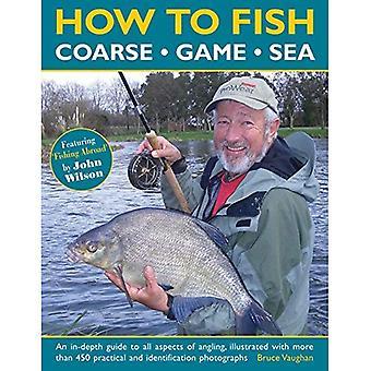 Hur man fiskar (grov - Game - havet)