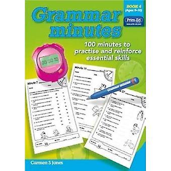 Grammar Minutes Book 4: Book 4