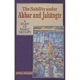La noblesse sous Akbar et Jahangir: une étude de groupes familiaux