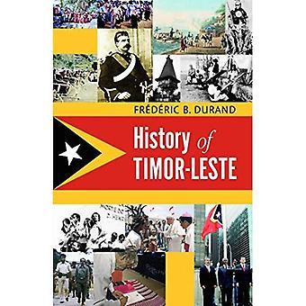 Histoire du Timor-Leste