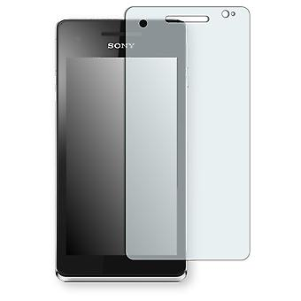 Sony Xperia LT25c screen protector - Golebo crystal clear protection film