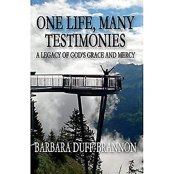 One Life, Many Testimonies a Legacy of God's Grace and Mercy