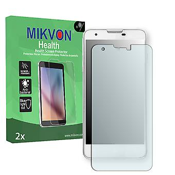 Swees X554 Screen Protector - Mikvon Health (Retail Package with accessories)