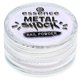 Essence Nail Dust Metal Shock 05 under the sea 1 gr (Makeup , Nails , Decoration)