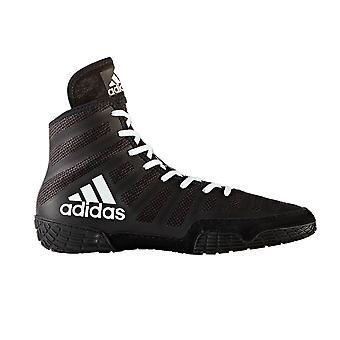adidas Varner Mens Adult Wrestling Shoe Boot Black